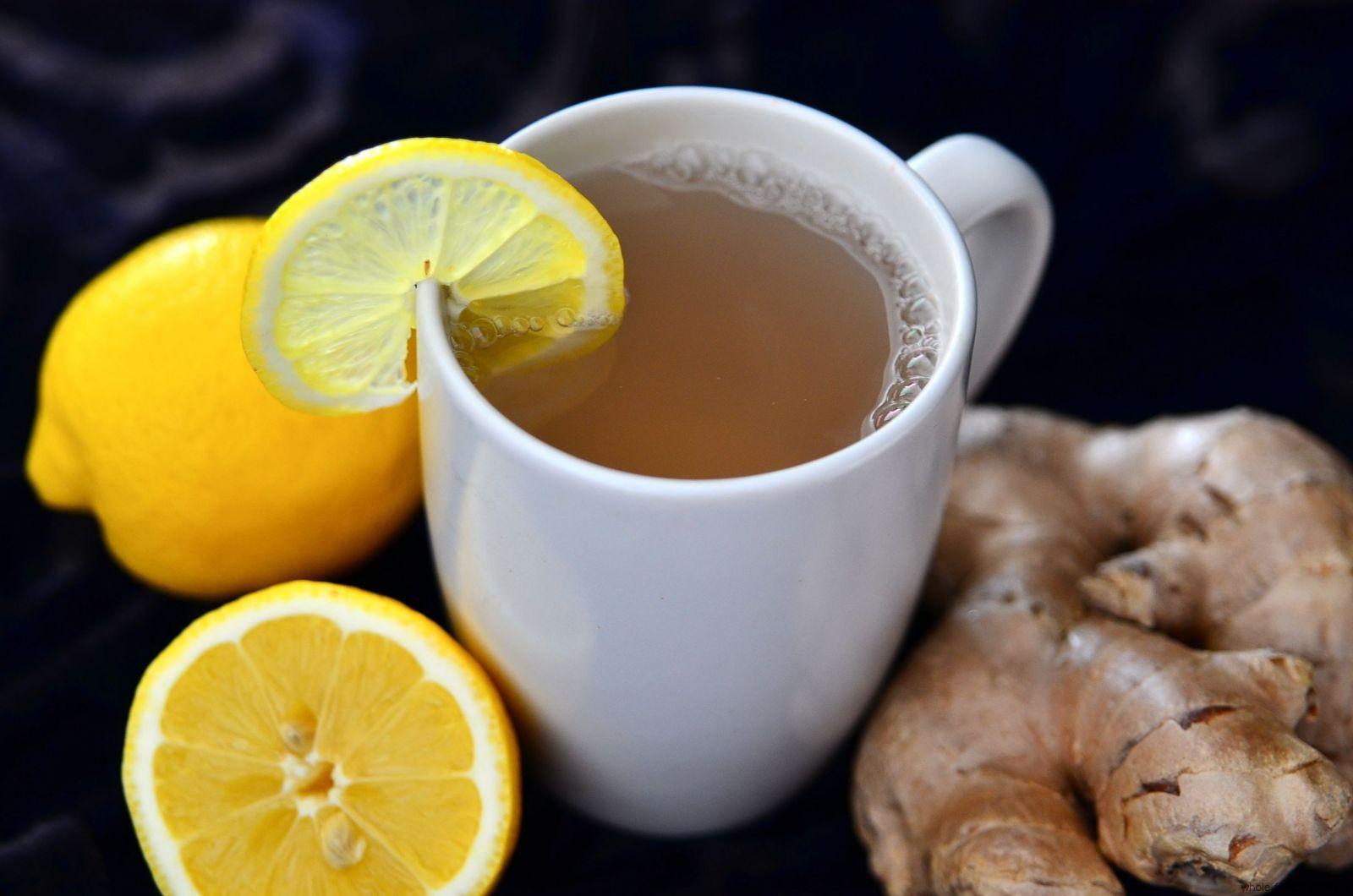 Gừng và chanh – Nước uống detox giúp bạn giảm cân vù vù (3)